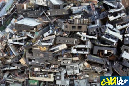 تکلیف زبالههای الکترونیک کشور چه میشود؟