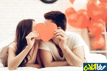 مردان کدام بوسه را دوست دارند/ انواع بوسه