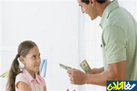 همه چیز در مورد پول توجیبی کودکان