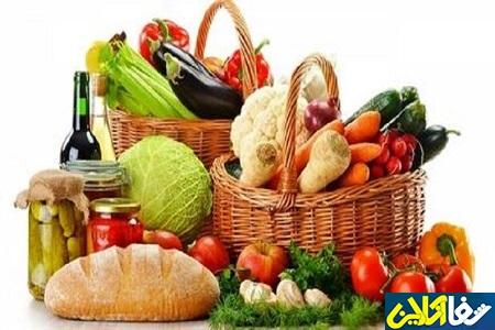 ویژگیهای تغذیه سالم در تابستان